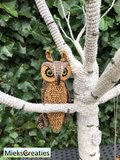 The Long-eared Owl_